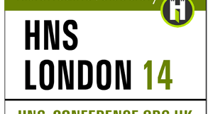 Help signpost the way to #HNSLondon14 with an icon for your blog