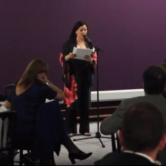 Diana Gabaldon – My Own Heart's Blood – #HNSLondon14