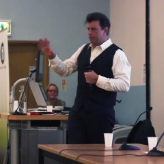 Conn Iggulden Keynote Address HNSLondon14